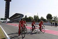 Fotos: la Fórmula 1 llega al Circuit de Barcelona-Catalunya