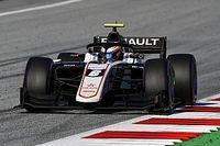 Лундгор выиграл воскресную гонку Формулы 2, Шварцман сошел на первом круге