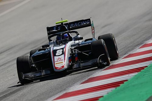 Смоляр стал лучшим на тестах Формулы 3