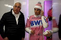 Lawrence Stroll: mi hijo tiene sangre para ser campeón de la F1