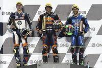 Katar Moto2: Nagashima sürpriz şekilde kazandı