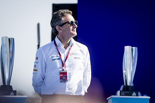 Formula E co-founder and chairman Agag has COVID-19