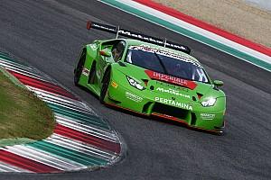 GT Italiano Qualifiche Super GT3 - GT3: Bortolotti si impone nella Q2 al Mugello