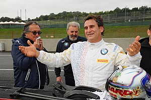 GT Italiano Intervista Zanardi: