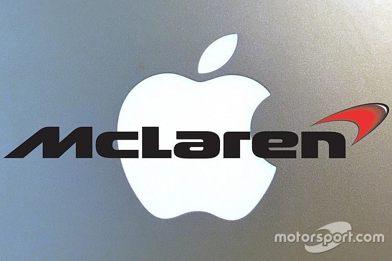 McLaren confirma que hubo conversaciones con Apple