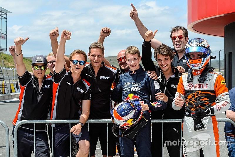 SMP F4 Moskou: Verschoor wint ook race 2 overtuigend