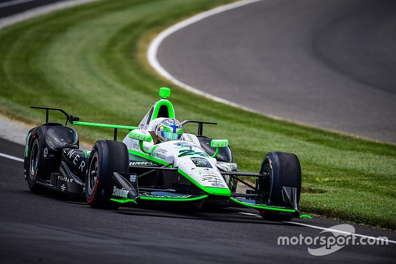Dreyer And Reinbold >> Karam Back With Dreyer Reinbold For Fourth Indy 500 Start