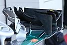 Mercedes: rimandata la paratia laterale con due sfoghi