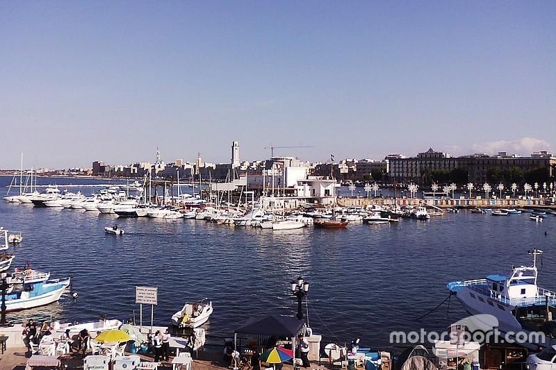 Proponen un Gran Premio del Mediterráneo en Bari