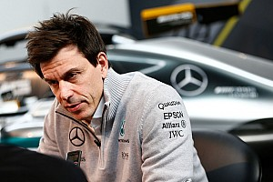 Formula 1 Breaking news Wolff: F1 should