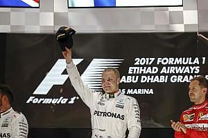 Формула 1 Репортаж з гонки Гран Прі Абу-Дабі: Боттас закрив сезон упевненою перемогою