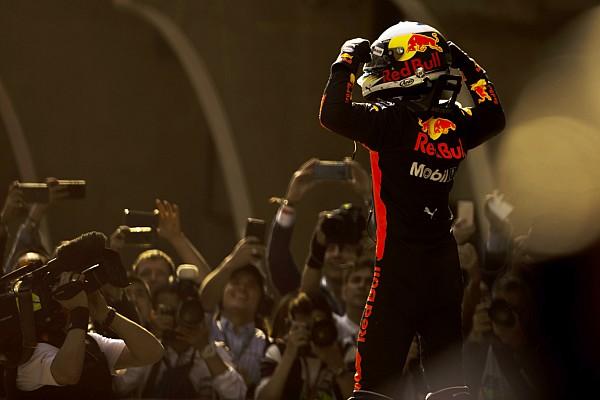 Fórmula 1 Estadísticas: Ricciardo, el hombre de las carreras locas