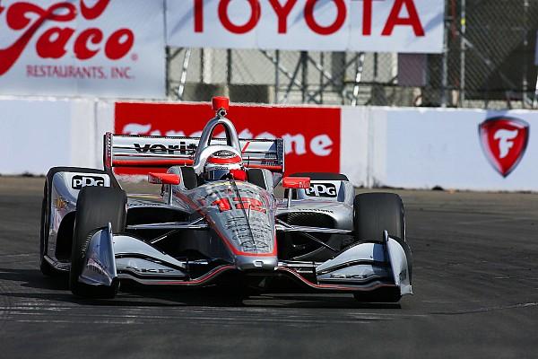 IndyCar Crónica de entrenamientos Power logra el mejor tiempo en la primera práctica en Barber
