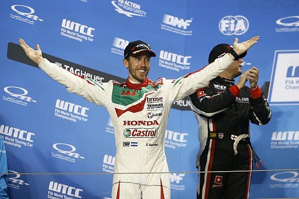 Guerrieri disputará la temporada del WTCR con un Honda