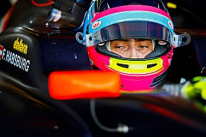 GP3 Testverslag 1-2 voor MP Motorsport op laatste dag GP3-test Abu Dhabi
