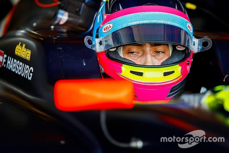 1-2 voor MP Motorsport op laatste dag GP3-test Abu Dhabi