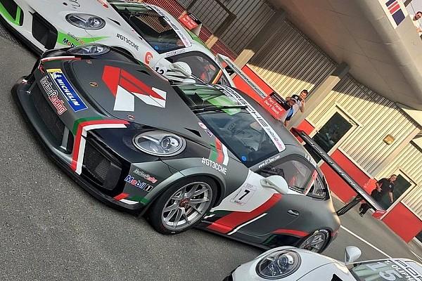 بورشه جي تي 3 الشرق الأوسط بورشه جي تي 3 الشرق الأوسط: الزُبير يحرز الفوز بالسباق الافتتاحي في دبي