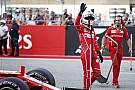 Vettel ve posible la victoria: