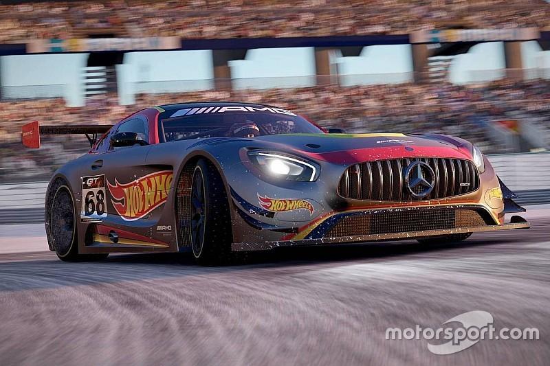 Hot Wheels lanza cinco réplicas de coches de Project Cars 2