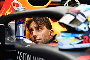 Ricciardo recibe tres puestos de sanción para la parrilla de Melbourne
