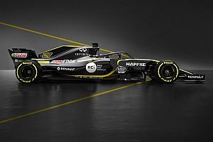 Renault lança o R.S.18 para a temporada de 2018