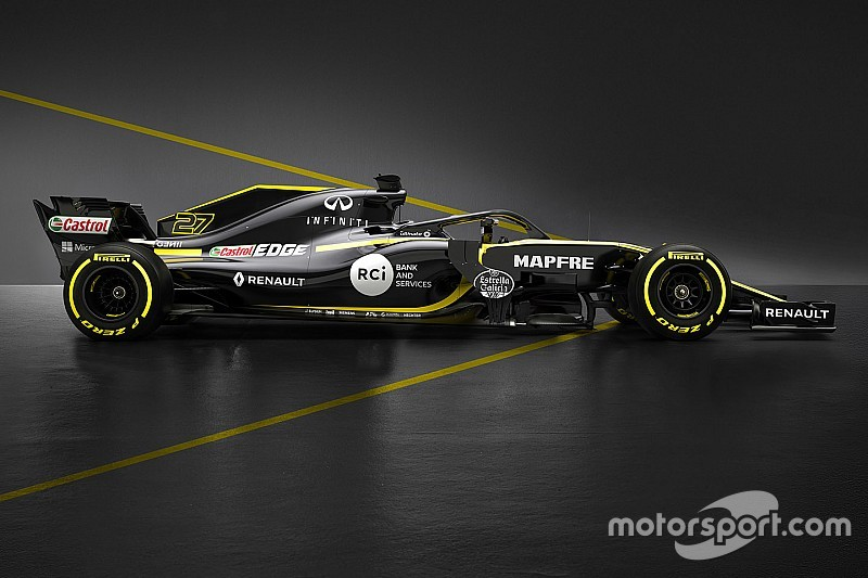 Renault formula 1 team