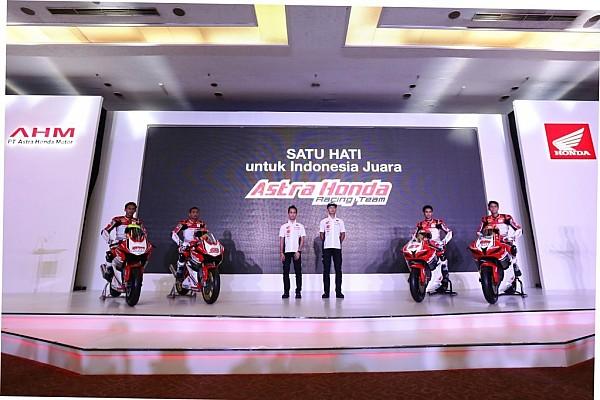 CEV Breaking news Astra Honda Racing Team umumkan skuad 2018