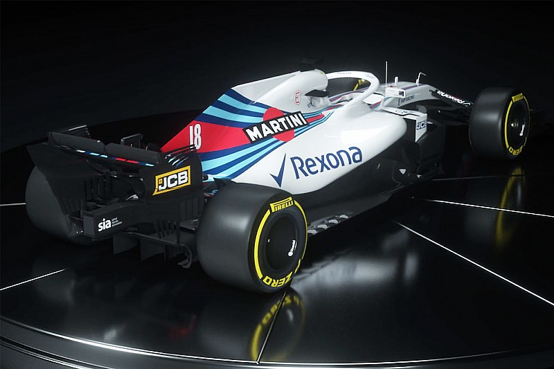 How the 2018 Williams combines the best of Mercedes and Ferrari