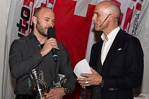 Schweizer rallye Interview Carron: