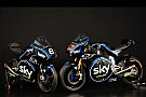 Moto2 Lo Sky Racing Team VR46 svela la livrea 2018 alla finale di X Factor