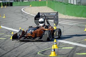 Eindhovense studenten bouwen eerste autonome racewagen van de Benelux