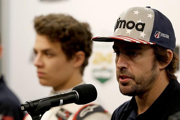 Kapan balap F1, Norris: Tunggu Alonso pensiun