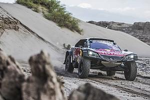 Dakar Resumen de la etapa VIDEO: La etapa 12 de autos en el Dakar