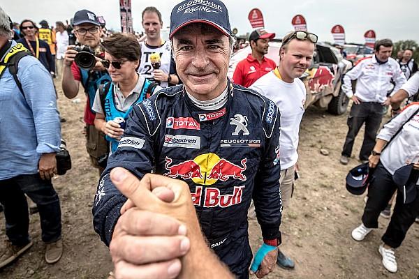 Dakar 速報ニュース サインツ、ダカール優勝の裏側に息子の存在があったことを明かす
