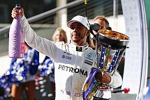 美国大奖赛:汉密尔顿六度笑傲美利坚,加冕年度冠军近在咫尺