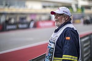 Formule 1 Special feature Werken in de Formule 1 als... Marshal bij de Amerikaanse Grand Prix