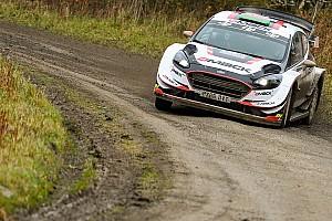 WRC Resumen de la fase Evans manda en el viernes del Rally de Gales