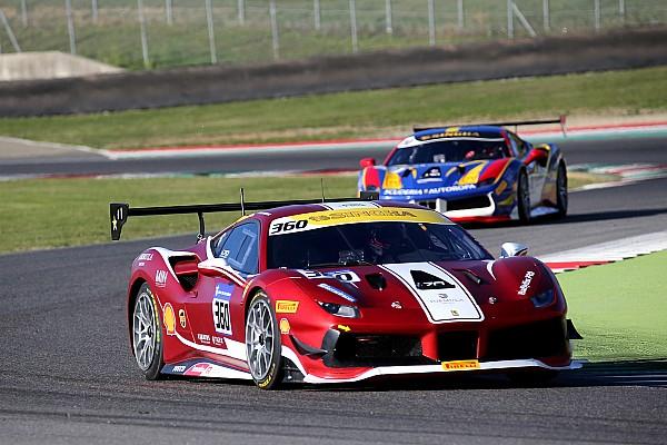 Ferrari Ferrari World Finals: Laursen triumphs in Coppa Shell final