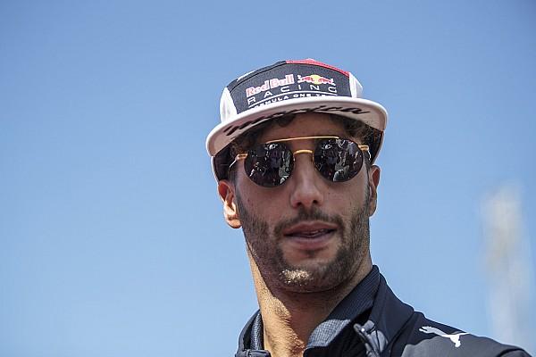 Red Bull: Não escondemos atualização do motor a Ricciardo