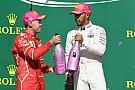 Formel 1 Formel 1 2017: WM-Stand nach dem 17. Rennen
