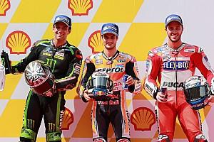 MotoGP Crónica de Clasificación Pedrosa logró la pole y Márquez largará séptimo en Malasia