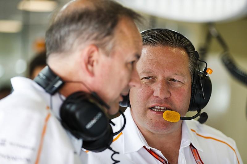 Führung unfähig? McLaren wehrt sich gegen Whitmarsh-Kritik