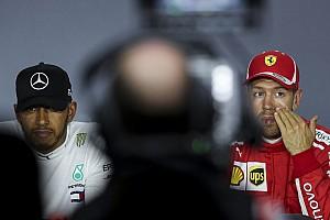 Formel 1 News Hamilton & Vettel sauer: Fragt doch endlich mal die Fahrer!