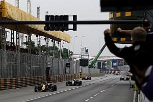 فورمولا 3: النهاية الأكثر جنونًا في تاريخ جائزة ماكاو الكبرى