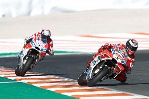 """MotoGP Nieuws Lorenzo: """"Negeren teamorders beter voor Dovizioso"""""""