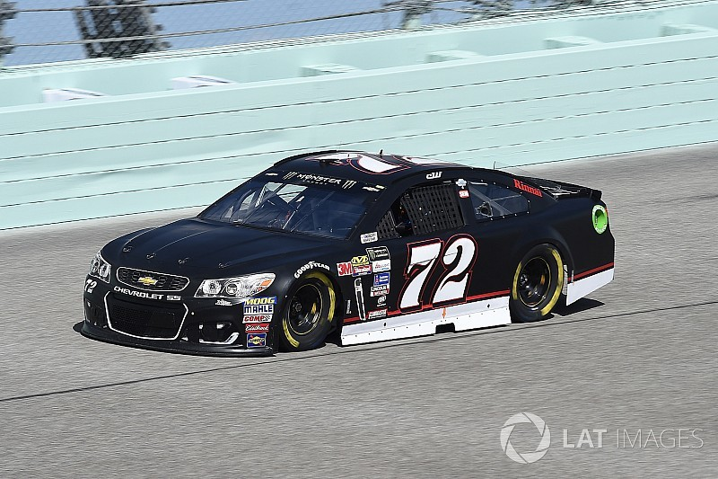 Lajoie and Whitt to share the No. 72 TriStar Chevrolet in 2018