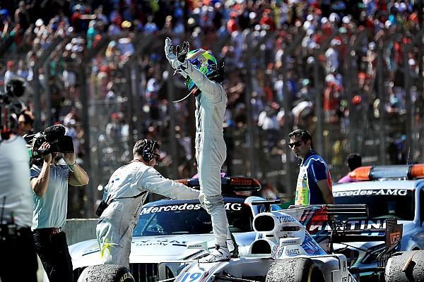 Massa réussit ses vrais adieux à Interlagos
