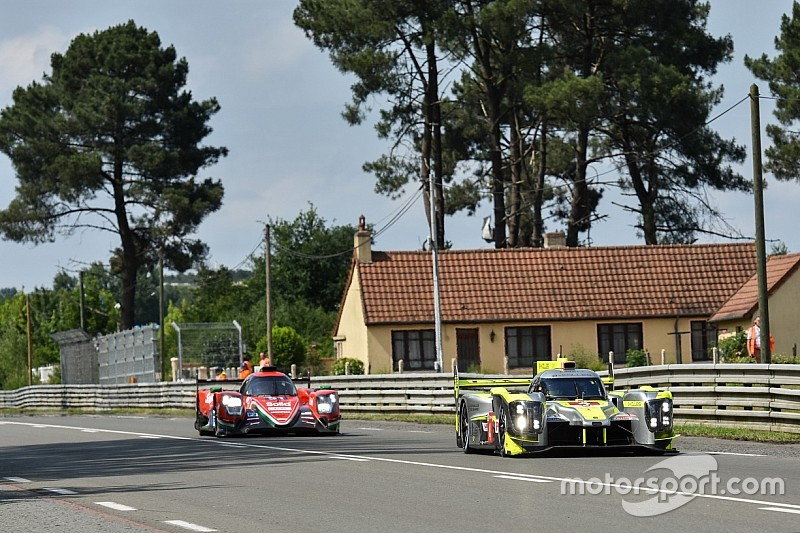 """LMP2s """"very difficult"""" to pass for LMP1 privateers"""
