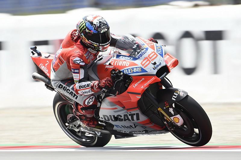 MotoGP Barcelona: Erste Ducati-Pole für Jorge Lorenzo