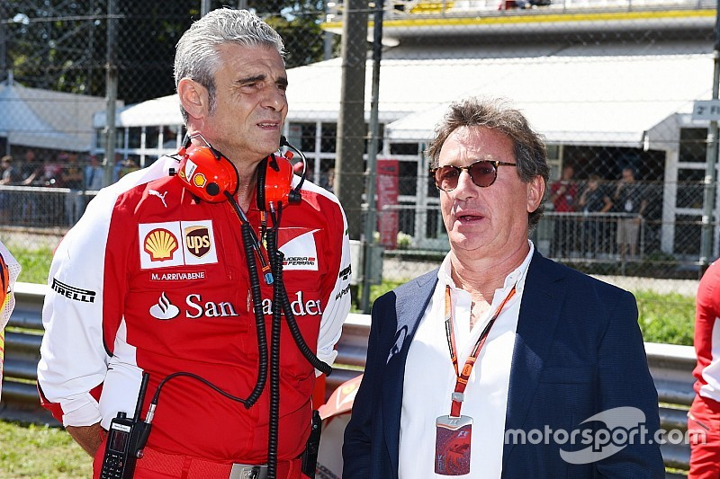Новий президент Ferrari продовжить роботу Маркіонне з амбітними планами